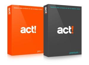 nouvelle version logiciel act v17