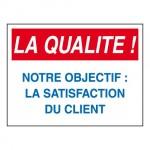 la qualité objectif des PME pour la satisfaction client