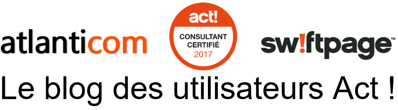 Consultant-formateur CRM logiciel Act!